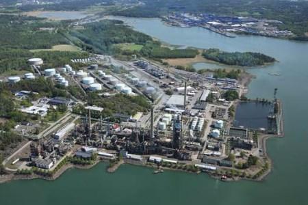 Major turnaround at Neste refinery