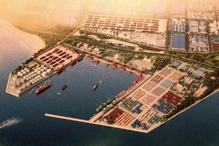 AG&P to build LNG receiving terminal