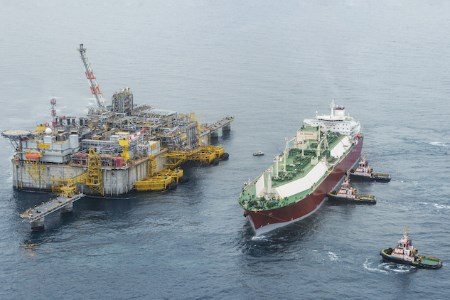 Adriatic LNG terminal exceeds regasification records