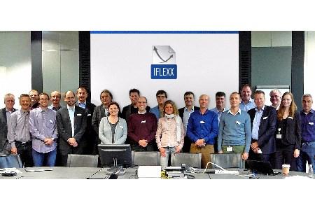 IFLEXX: data communications discussed