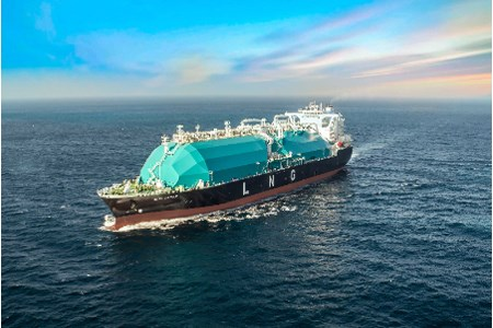 MISC Group takes delivery of fourth Moss-Type LNG carrier
