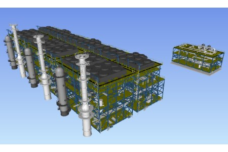 Venture Global LNG selects Honeywell modular LNG pretreatment technology for Calcasieu Pass export facility