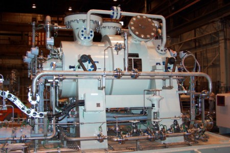 Siemens to supply compressor trains for Saudi Aramco gas reservoir storage project