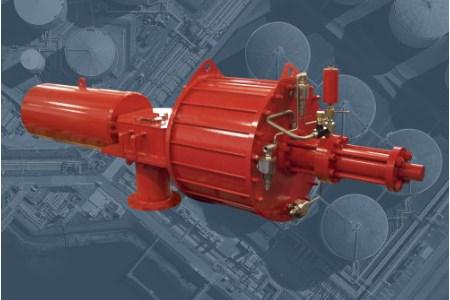 Rotork GP actuators selected for South Korean LNG terminal